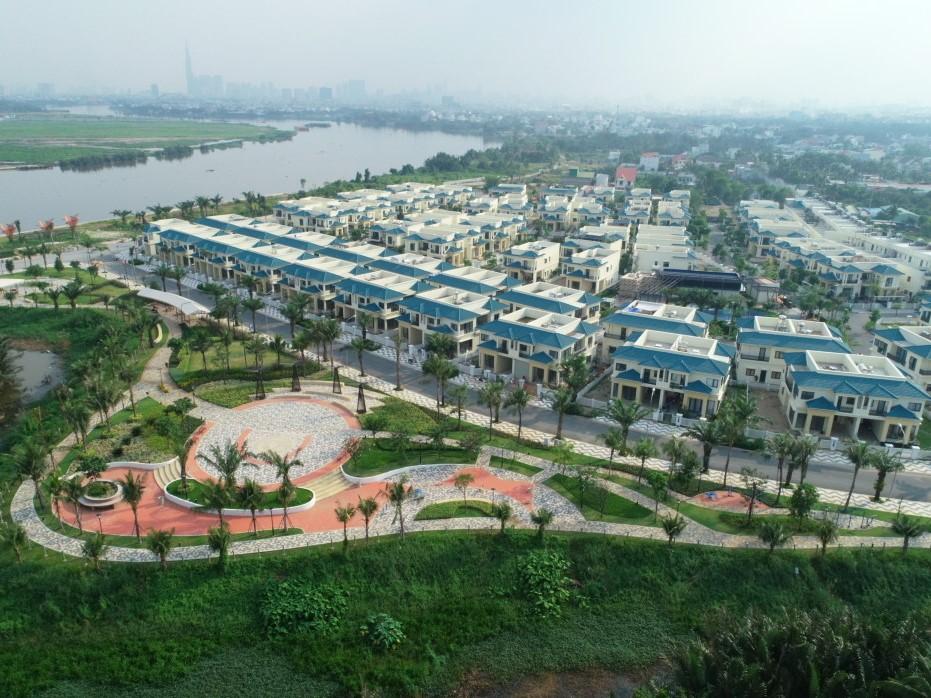 Senturia Vườn Lài bàn giao sổ hồng cho cư dân