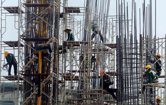 Thầu xây dựng gian nan đòi nợ