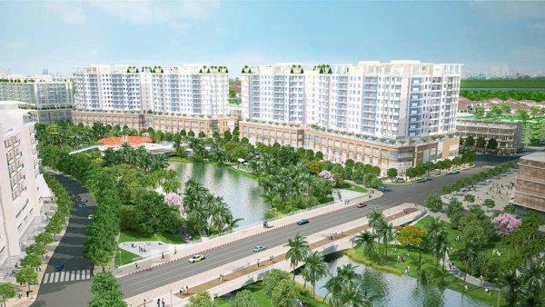 Dự án căn hộ Vincity quận 9
