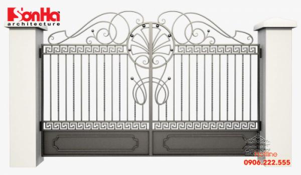 Những lưu ý quan trọng khi thiết kế cổng nhà giúp bạn có phương án phù hợp