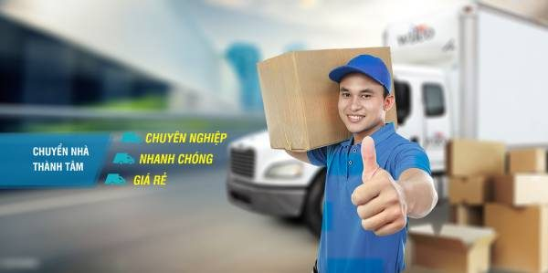 dịch vụ chuyển nhà trọn gói tphcm