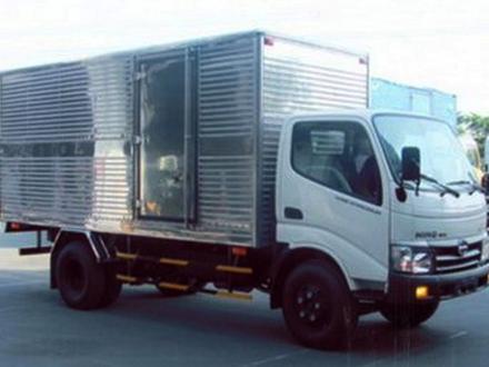 Xe tải Hino Dutro 5 tấn thùng dài 4,3 m- Hino WU342L- NKMTJD3