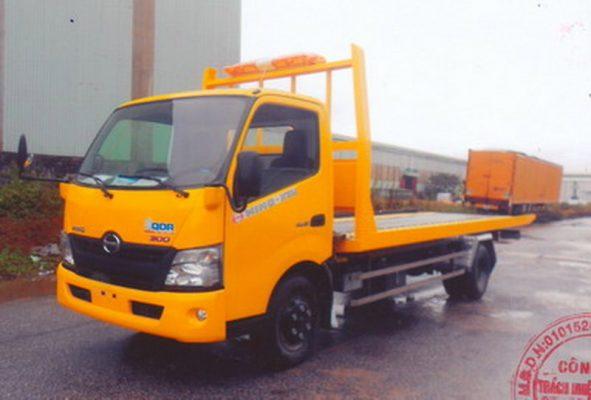 Xe tải Hino Model XZU7230