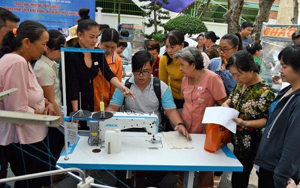 Sức sống mới ở các khu dân cư tại TP Hồ Chí Minh