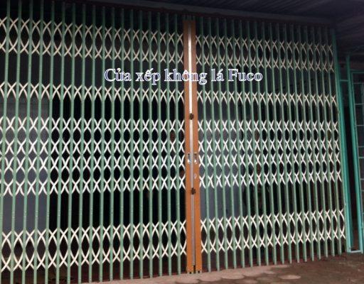 Cửa xếp Đài Loan có loại cửa xếp giá rẻ không lá