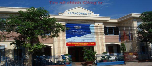 Cong ty co phan xay dung so 17 Vinaconex