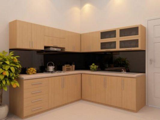 Bí quyết sắp xếp tủ bếp chữ L hợp lý trong phòng bếp