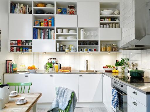 cách sắp xếp tủ bếp thông minh » Giường Ngủ Đẹp shop : Chuyên ...