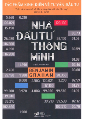 Nhà Đầu Tư Thông Minh - Benjamin Graham