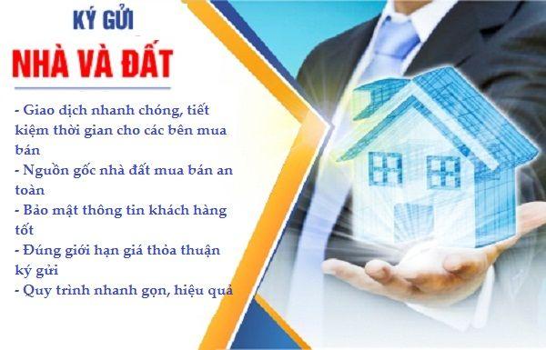 Những ưu điểm dịch vụ ký gửi nhà đất cho thuê, mua bán