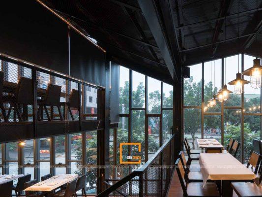 y tuong thiet ke nha hang doc dao 3 - Ý tưởng thiết kế nhà hàng độc đáo