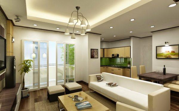 Lý do tại sao nên mua căn hộ chung cư mà không nên mua nhà đất?