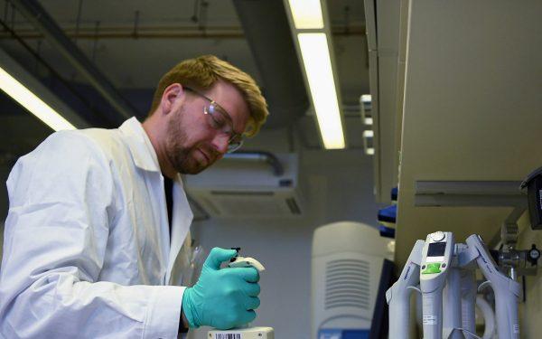 Tin học sinh học trong nghiên cứu