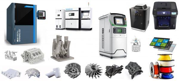 Cấu tạo của máy in 3D bạn càn biết