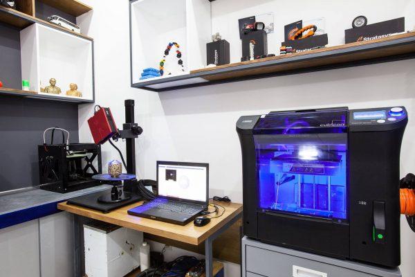 Công nghệ in 3D phổ biến