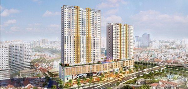 Chung cư cao cấp ở TPHCM - Rivergate Residence