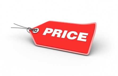 Giá tiền của sản phẩm